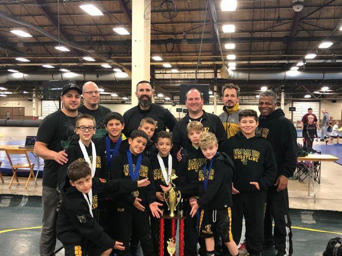 Emmaus Youth Wrestling Association